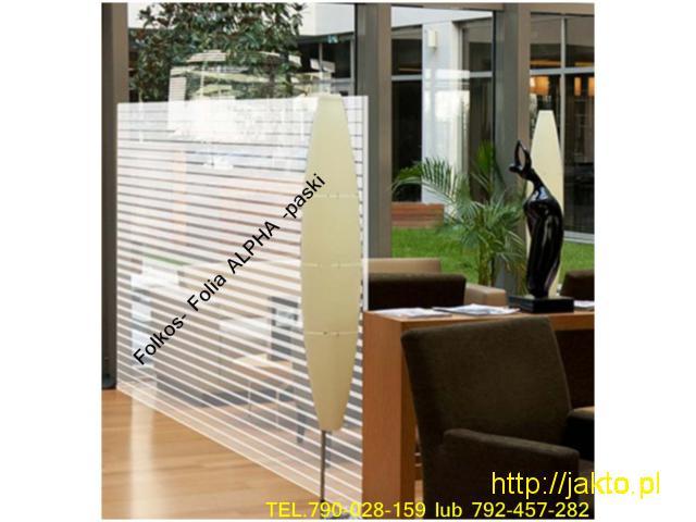 Folie Do Dekoracji Okien Folie Dekoracyjne Samoprzylepne