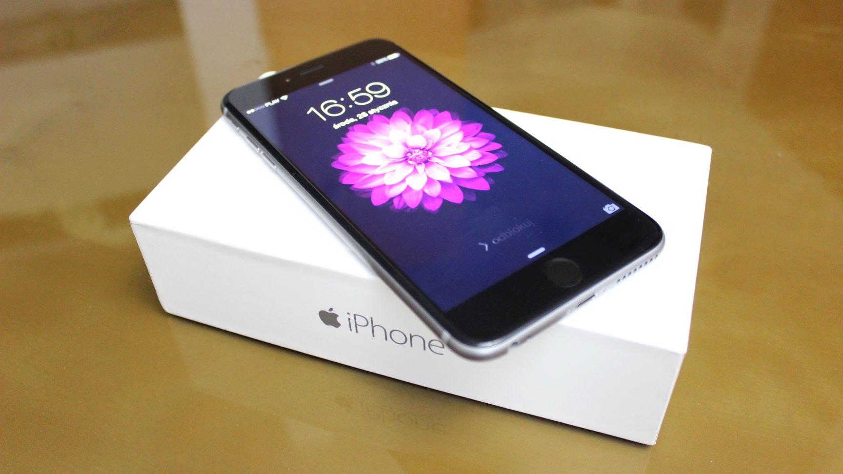 Sprzedam iphone 6s CZARNY