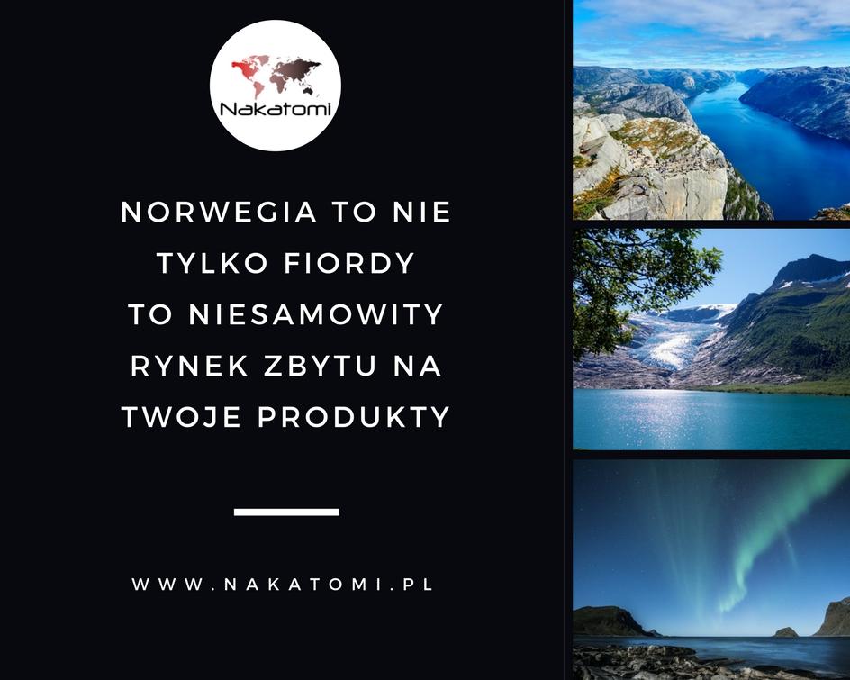 Sprzedawaj swoje produkty w Norwegii – Nakatomi LLC