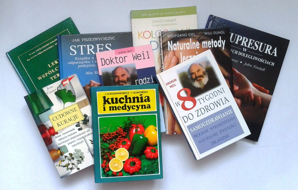 Zdrowie - Praktyczna Wiedza Za Pół Ceny