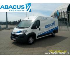 Citroen Jumper L4H2- ABACUS/ Wypożyczalnia samochodów i motocykli - Obraz 1/4