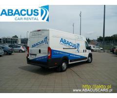 Citroen Jumper L4H2- ABACUS/ Wypożyczalnia samochodów i motocykli - Obraz 3/4