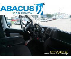 Citroen Jumper L4H2- ABACUS/ Wypożyczalnia samochodów i motocykli - Obraz 4/4