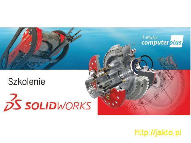 Szkolenie z SolidWorks !!!PROMOCYJNEJ!!!