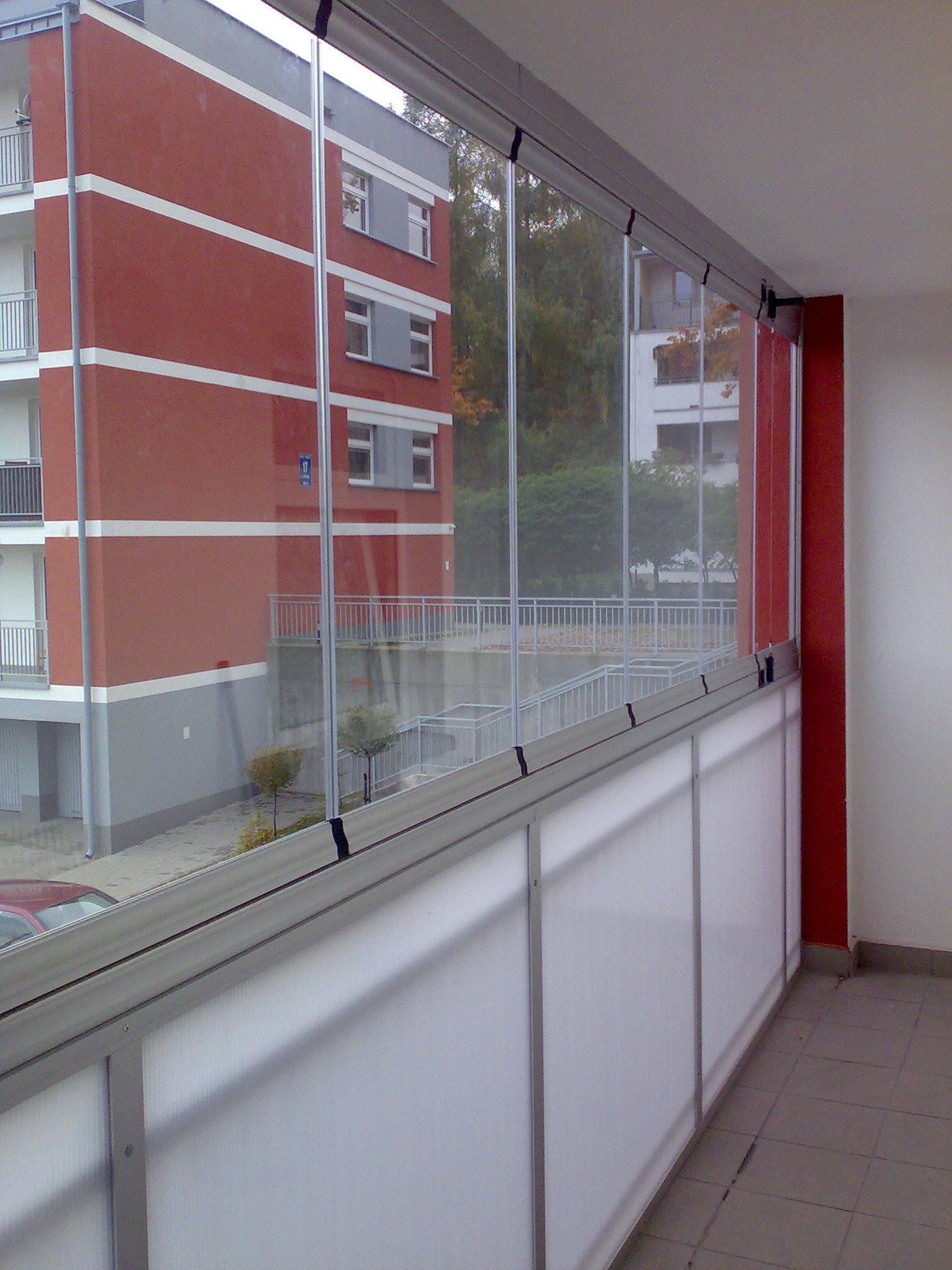 Zabudowa balkonu tarasu Lublin