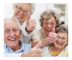 Praca w Niemczech dla Opiekunek i Opiekunów osób starszych, atrakcyjne wynagrodzenia