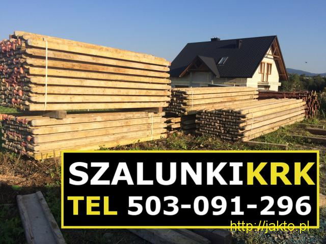 Stemple budowlane, podpory stropowe ! Szalunki Kraków - 2/2