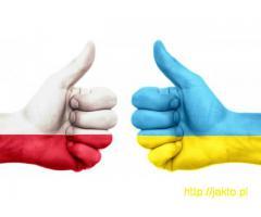 Pracownicy z Ukrainy szukają pracy od zaraz