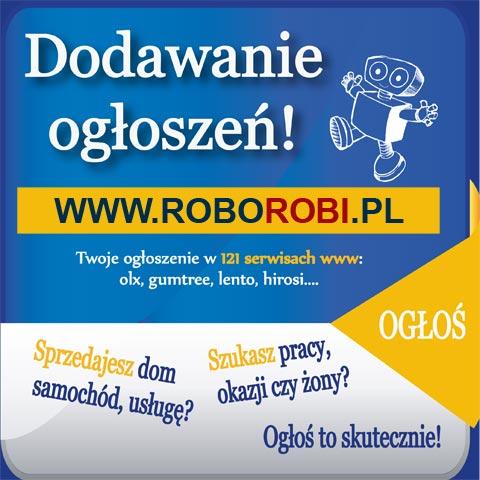 Zamieścimy Twoje ogłoszenia internetowe!!