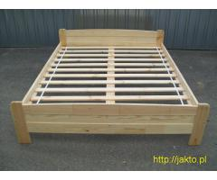 Sprzedam nowe łóżka sosnowe 160x200 l Ceny producenta