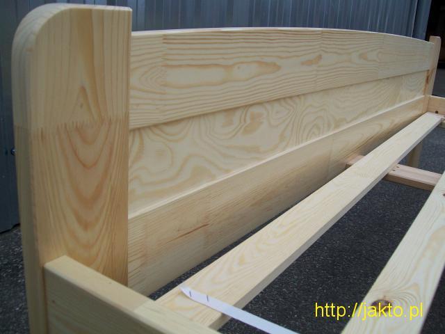 Sprzedam nowe łóżka sosnowe 160x200 l Ceny producenta - 2/4
