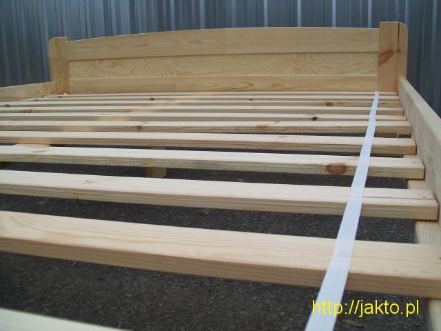Sprzedam nowe łóżka sosnowe 160x200 l Ceny producenta - 3/4