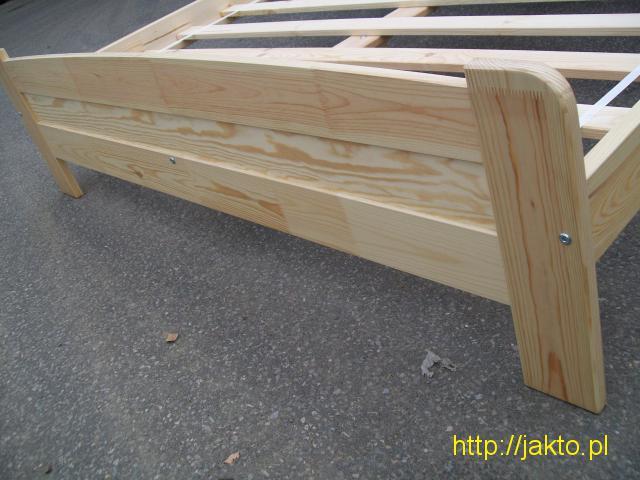 Sprzedam nowe łóżka sosnowe 160x200 l Ceny producenta - 4/4
