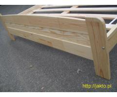 Sprzedam nowe łóżka sosnowe 160x200 l Ceny producenta - Obraz 4/4