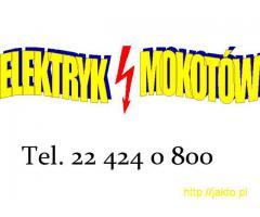 Podłączenie Płyty Indukcyjnej  Elektryk-Mokotów tel.22 424 08 00
