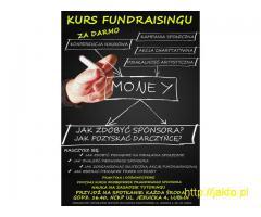 Bezpłatny Kurs Fundraisingu