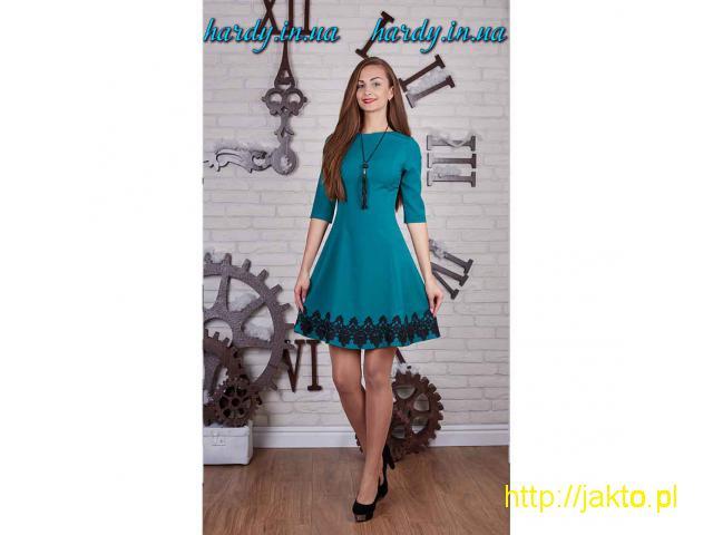 """""""Hardy"""" - damskie sukienki hurtowych, Ukraina - 1/8"""