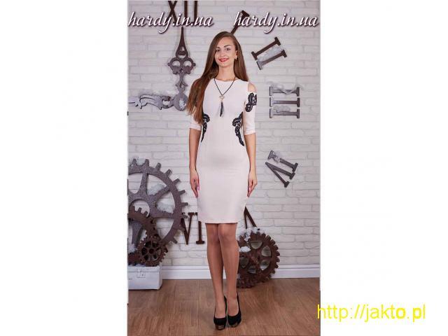 """""""Hardy"""" - damskie sukienki hurtowych, Ukraina - 3/8"""