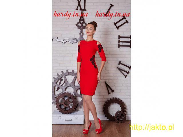 """""""Hardy"""" - damskie sukienki hurtowych, Ukraina - 5/8"""