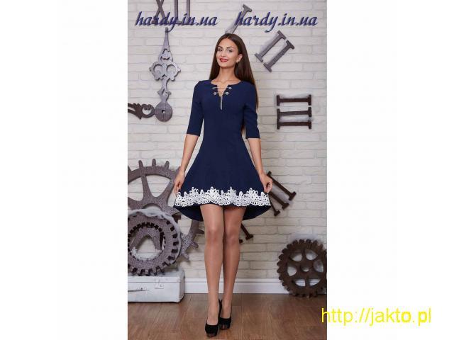"""""""Hardy"""" - damskie sukienki hurtowych, Ukraina - 6/8"""