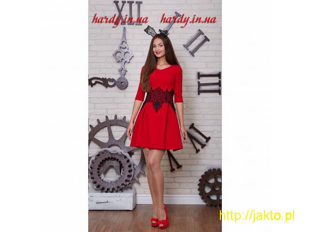 """""""Hardy"""" - damskie sukienki hurtowych, Ukraina - 7/8"""