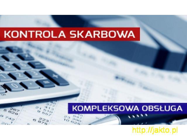 Podatki, prawo podatkowe ,kontrole skarbowe , post. skarbowe - 1/1