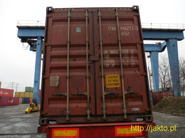Tanie kontenery 40'HC 4500 PLN netto/szt. - 2/6