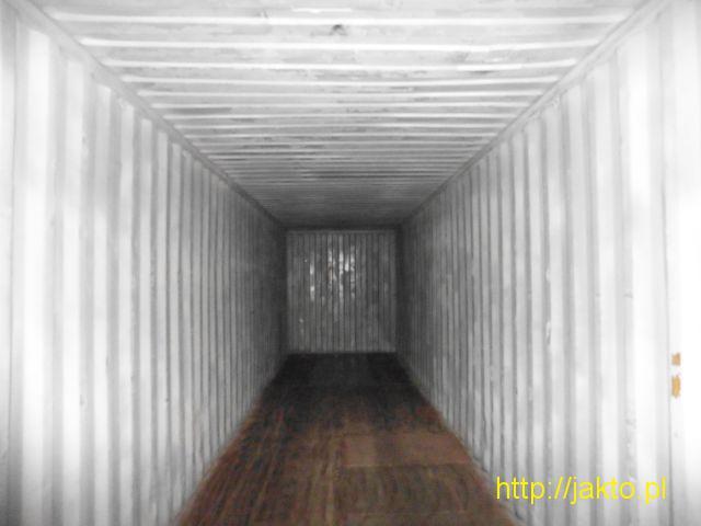 Tanie kontenery 40'HC 4500 PLN netto/szt. - 5/6