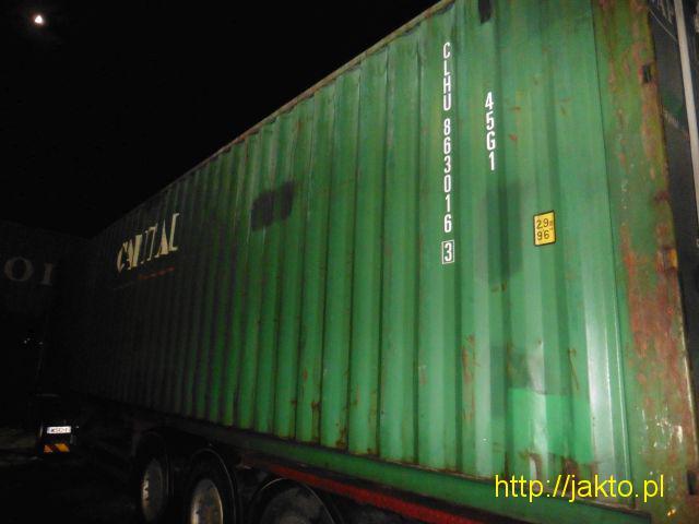 Tanie kontenery 40'HC 4500 PLN netto/szt. - 6/6