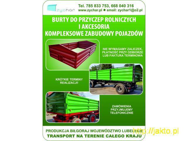 Zychar www.zychar.pl Producent burt do przyczep - 10/10