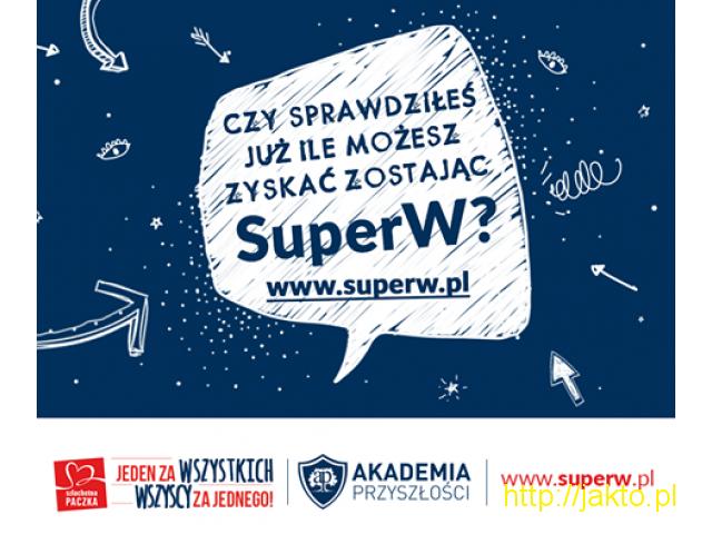 Dołącz do Drużyny SuperW – zostań wolontariuszem AKADEMII PRZYSZŁOŚCI! - 1/1