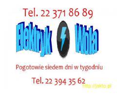 Podłączenie Płyty Indukcyjnej  Elektryk-Wola tel.22 371 86 89