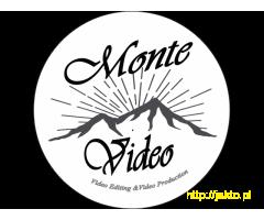 Montaż filmów i prezentacji na wesela!