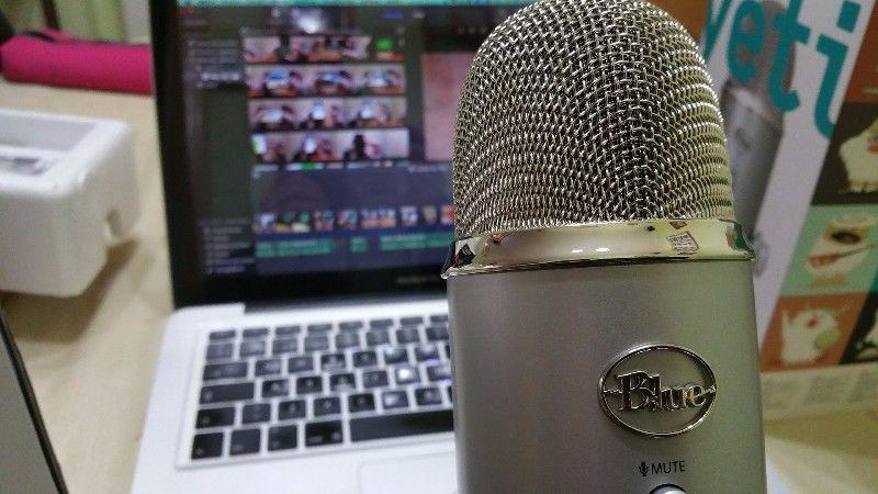 Montaż podcastów i transkrypcja