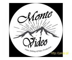 Montaż video i produkcja filmów