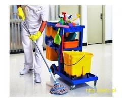 Hurtownia z profesjonalnymi środkami czystości - zaprasza