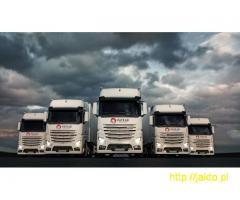 Transport, spedycja krajowa i międzynarodowa