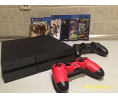 Ps4 500 GB 2 Pady19 Gier