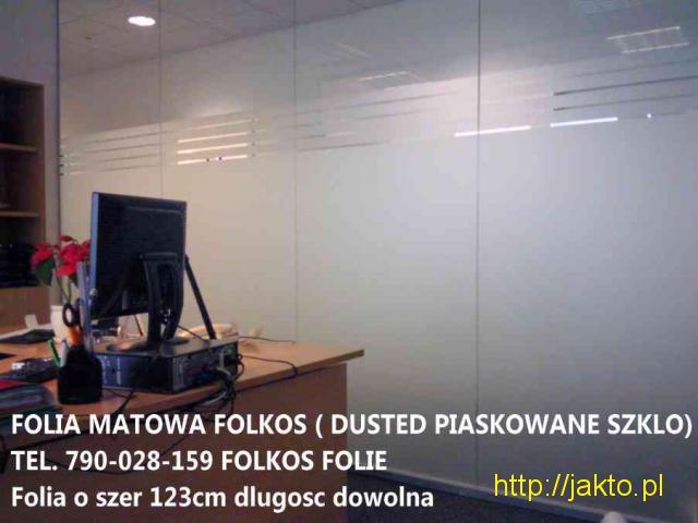 Folia matowa biała MLECZNA Warszawa- Oklejanie - 4/6