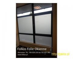 Folia matowa biała MLECZNA Warszawa- Oklejanie - Obraz 5/6