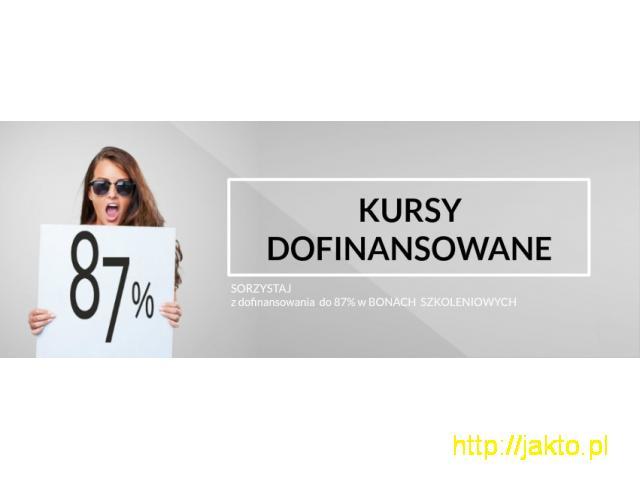 Dofinansowanie do 87% do kursów językowych - 2/4
