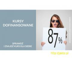 Dofinansowanie do 87% do kursów językowych