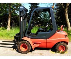 Wózek widłowy do wynajmu LINDE H30D-02