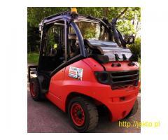 Wózek widłowy LINDE H40T wynajem, sprzedaż - Obraz 2/9