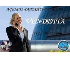 Agencja detektywistyczna,prywatny detektyw,testerzy wierności