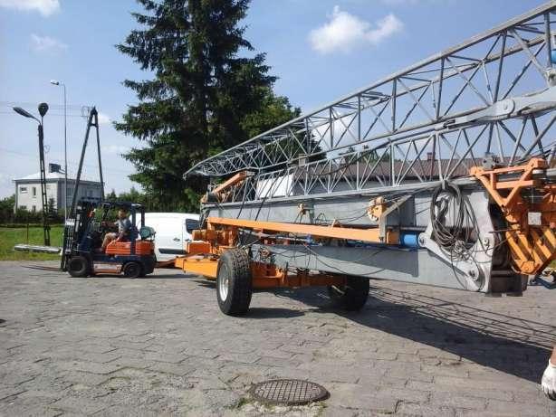 San Marco 321 żuraw szybkomontujący