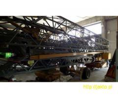 Terex Cbr 36 żuraw szybkomontujący