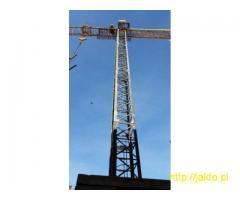 Żuraw wieżowy FM GRU 1345 tlx