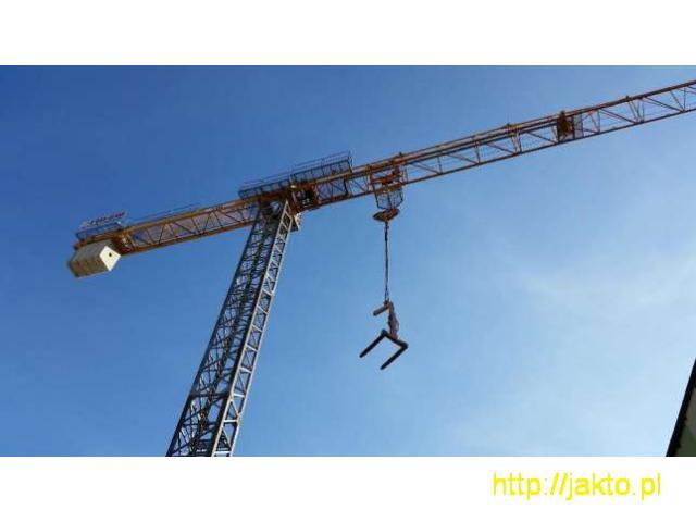 Żuraw wieżowy FM GRU 1345 tlx - 3/4