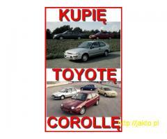 Kupiękażdą Toyotę Corollę! 533-009-672